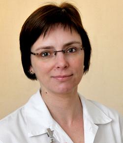 MUDr. Jarmila Vavřinová
