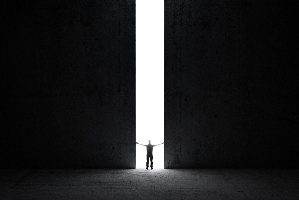 světlo a tma