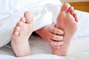 kopřivka, svědění při polyneuropatii nohou