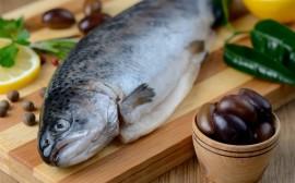 zdravé jídlo - ryba