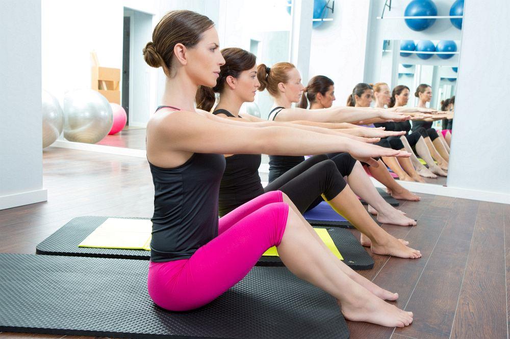 cvičení, Pilates