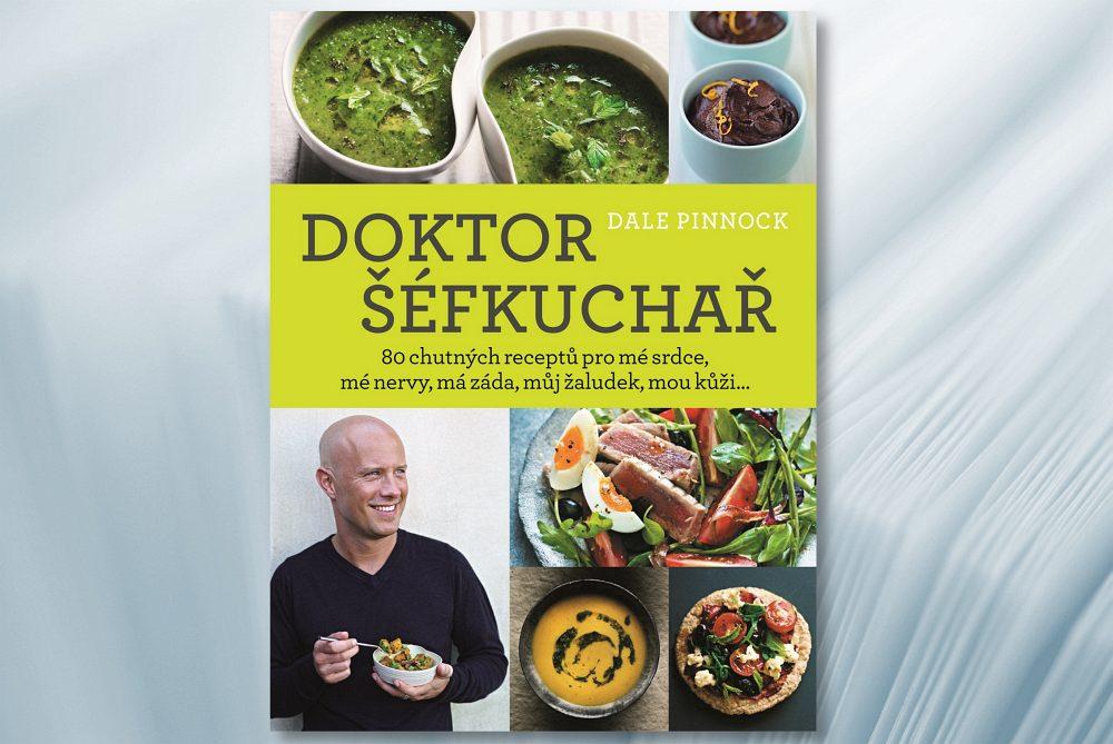 kniha Doktor šéfkuchař