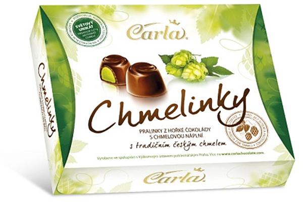 Chmelinky - české chmelové pralinky