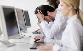 stres v zaměstnání