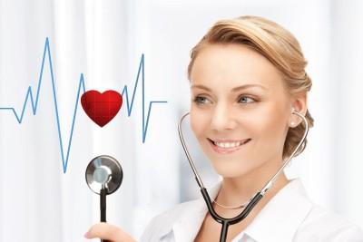 usměvavá kardioložka IKEM