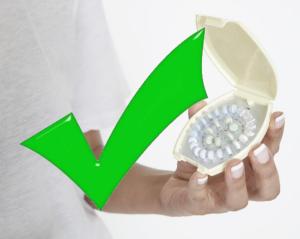 antikoncepce ano, pozitiva