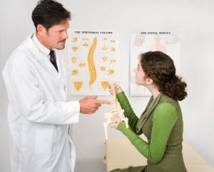 u lékaře