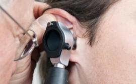 kontrola ucha