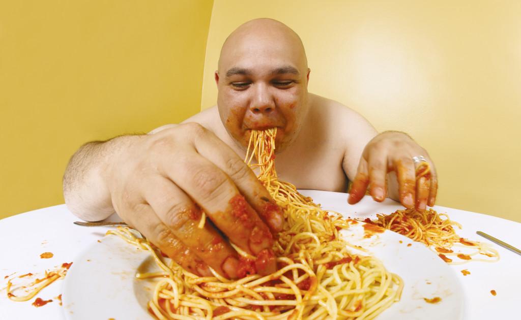 muž jí