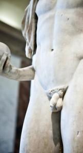 socha muže