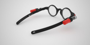 samokorekční brýle