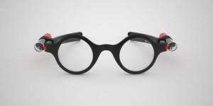 samonastavovací brýle pro korekce zraku