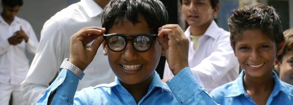 brýle a jejich využití
