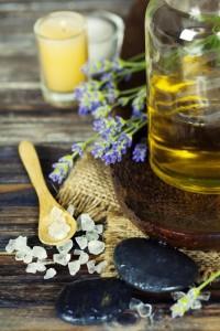 aromaterapie proti vánočním splínům