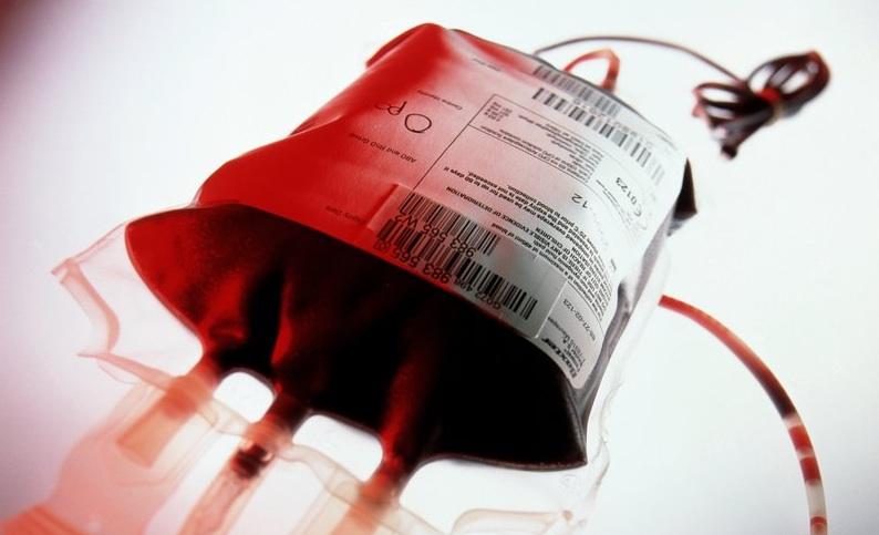 krevní zásoba