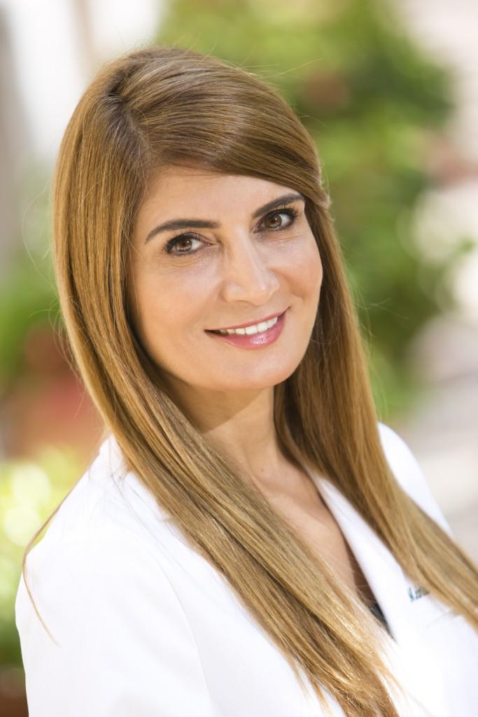 profesorka a vedoucí výzkumu Mahtab Jafari