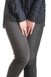 intersticiální cystitida,  žena potřebuje na záchod