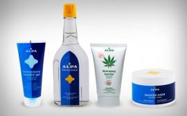 Masážní kosmetika ALPA