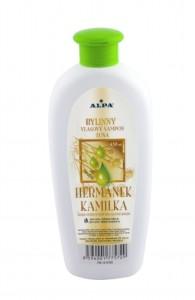 šampon heřmánkový pro krásné vlasy