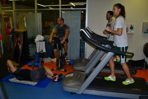 MaRS hrom cvičení