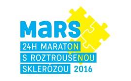 maraton s roztroušenou sklerózou