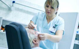 Nemocnice Přerov - vyšetření zraku