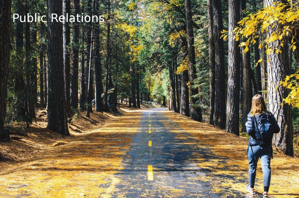 PR podzimní procházka